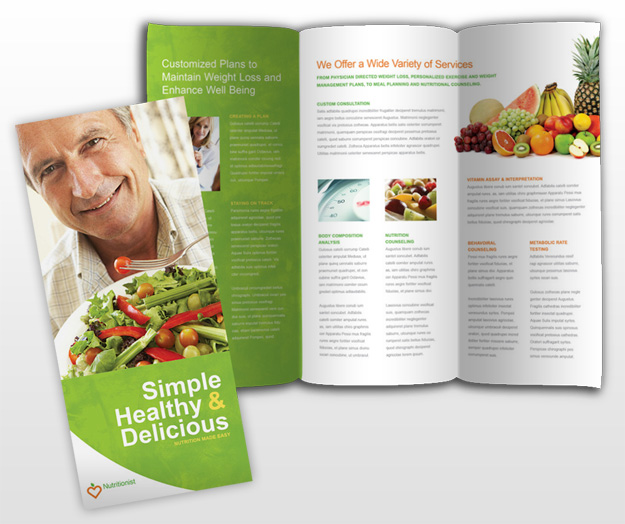 nutrition brochure template document moved