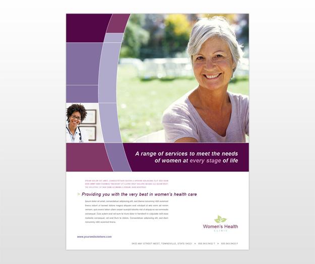 Nursing Flyer Templates - Nursing flyer templates