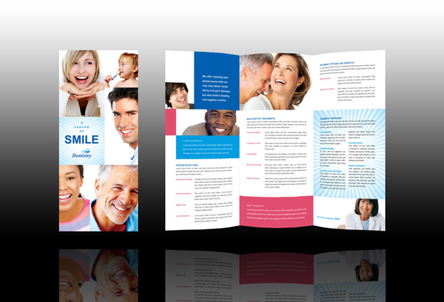office brochure template - family dental family dental office