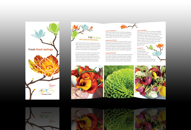 floralbusinessbrochuretemplate