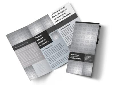 Generic Tri-Fold Brochure Template 10010