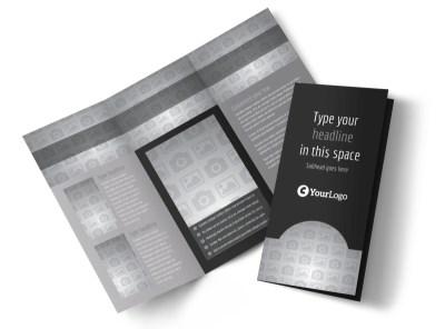 Generic Tri-Fold Brochure Template 10028