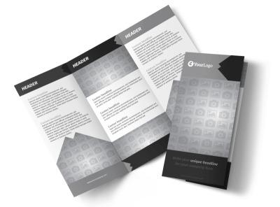 Generic Tri-Fold Brochure Template 10037