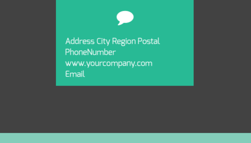Car Rental Business Card Template Preview 3