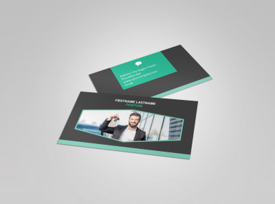 Car Rental Business Card Template