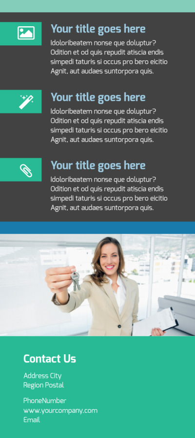 Car Rental Flyer Template Preview 2