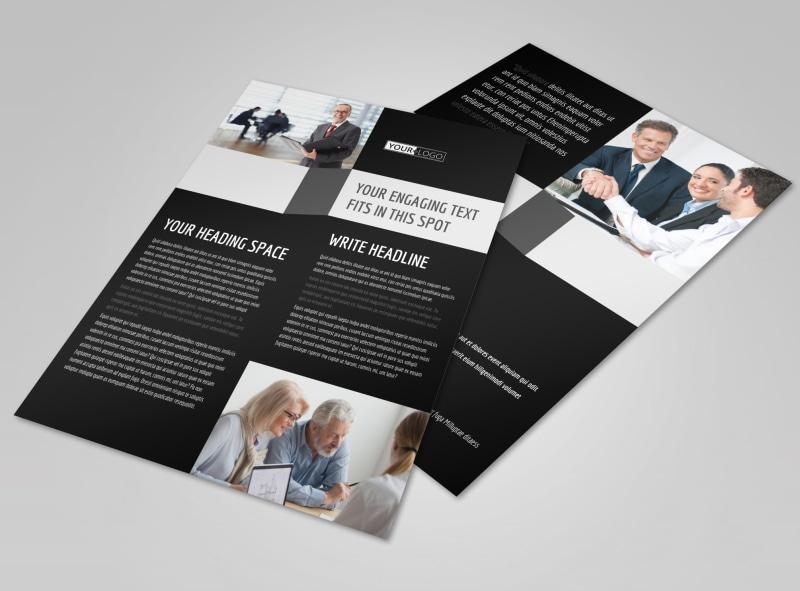 Pro Business Insurance Flyer Template