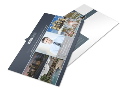 Apartment & Condominium Postcard Template 2
