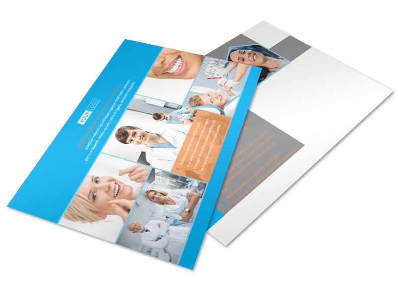 Dental Postcard Template Preview 4