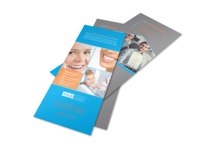 Dental Flyer Template 2