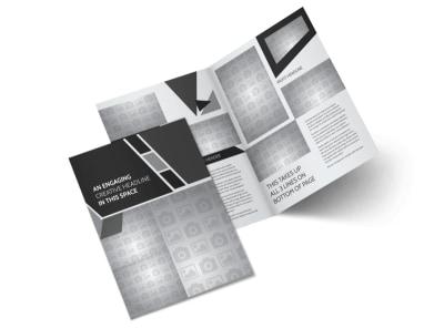 Generic Bi-Fold Brochure Template 10355