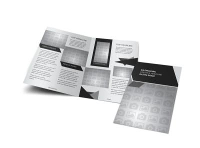 Generic Bi-Fold Brochure Template 10359