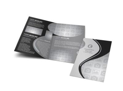 Generic Bi-Fold Brochure Template 10368