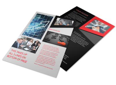HR Consulting Services Flyer Template