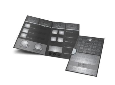 Generic Bi-Fold Brochure Template 10467 preview