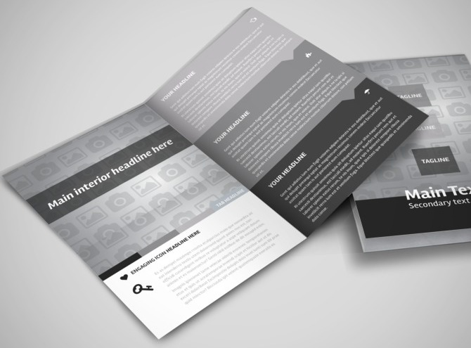Photography Studio Brochure Template
