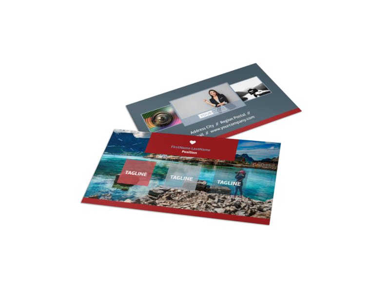 photographer business card template all templates business cards ...