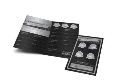 Generic Bi-Fold Brochure Template 10575