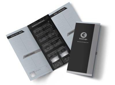 Generic Tri-Fold Brochure Template 10586