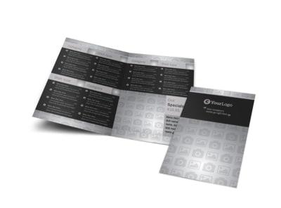 Generic Bi-Fold Brochure Template 10602