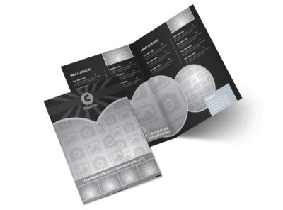 Generic Bi-Fold Brochure Template 10607