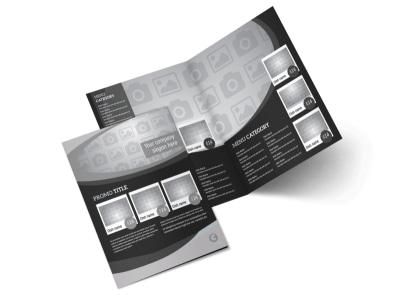 Generic Bi-Fold Brochure Template 10634 preview