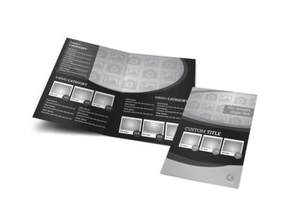 Generic Bi-Fold Brochure Template 10638 preview