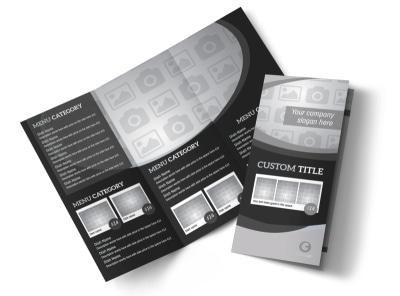 Generic Tri-Fold Brochure Template 10640 preview