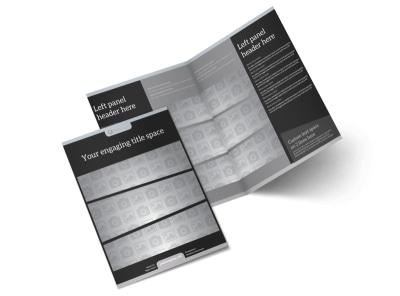 Generic Bi-Fold Brochure Template 10643