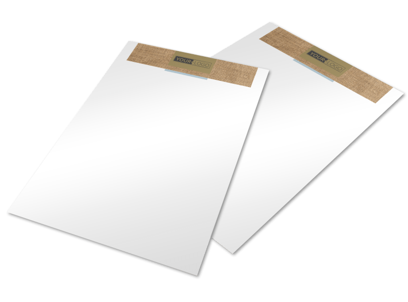 Hotels Letterhead Template Preview 1