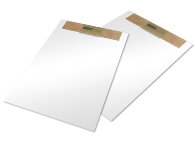 Hotels Letterhead Template preview