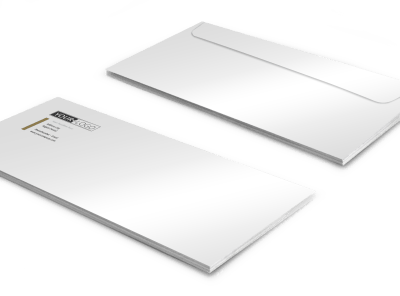 Hotel Envelopes Template Preview