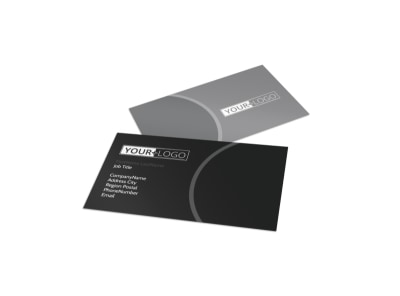 Generic Business Card Template 10664 preview