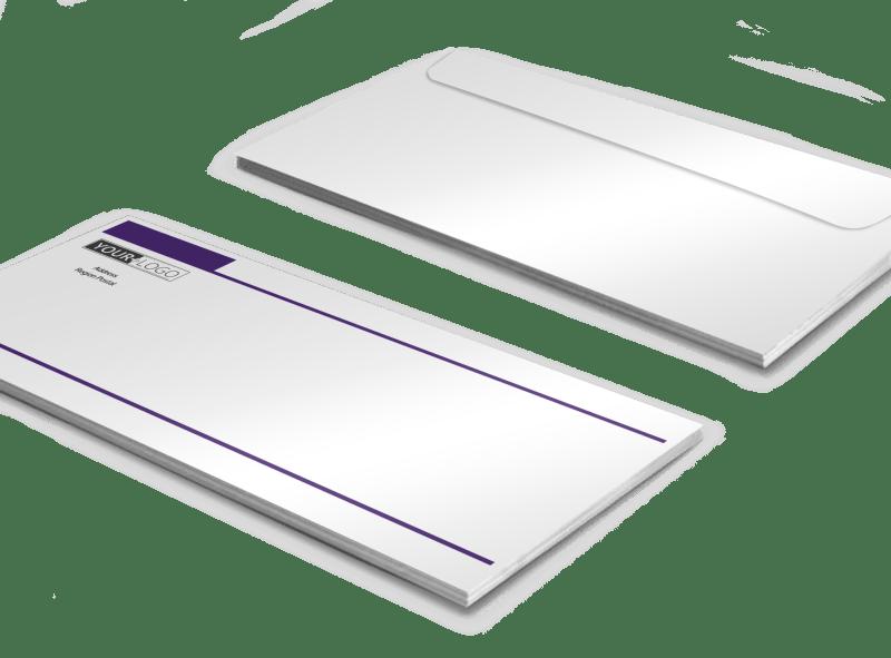 Pediatric Care Envelope Template Preview 1