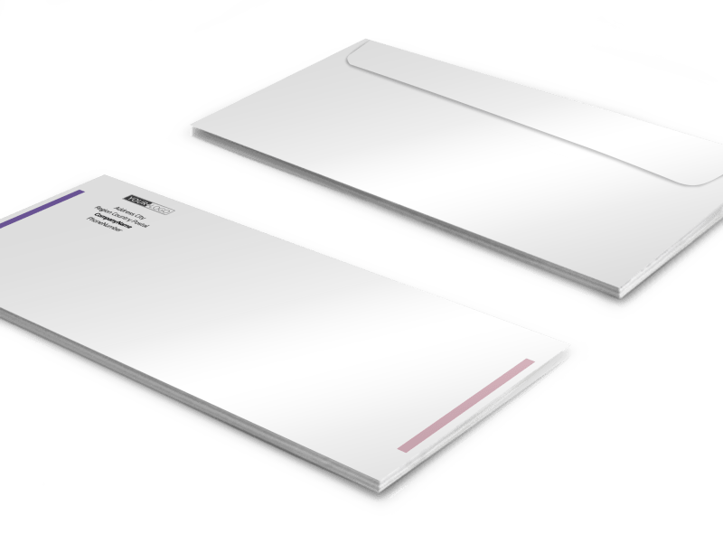 Health Insurance Envelope Template Preview 1