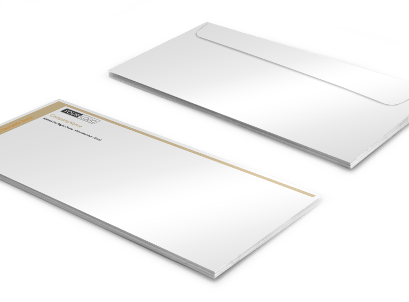 Bible Camp Envelope Template Preview 1