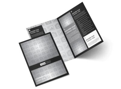 Generic Bi-Fold Brochure Template 10952