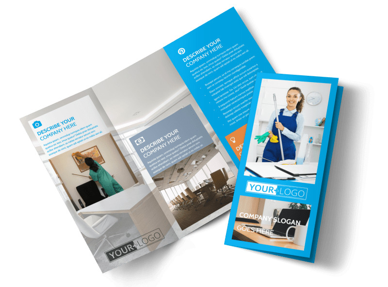 Office Cleaning Specialist Brochure Template Mycreativeshop