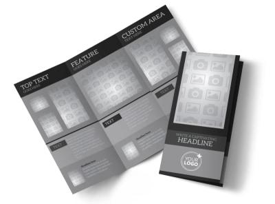 Generic Tri-Fold Brochure Template 10967 preview