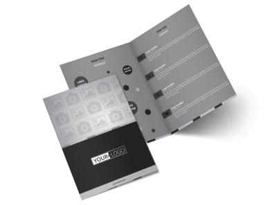 Generic Bi-Fold Brochure Template 10970