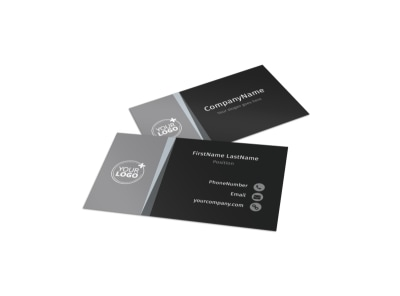 Generic Business Card Template 10978 preview