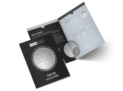 Generic Bi-Fold Brochure Template 10988