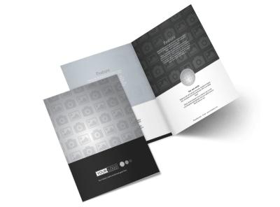 Generic Bi-Fold Brochure Template 11015