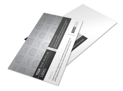 Generic Postcard Template 11025 preview