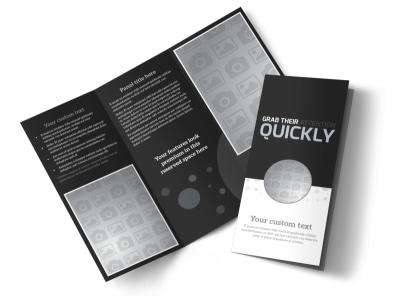 Generic Tri-Fold Brochure Template 11039
