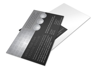 Generic Postcard Template 11043 preview