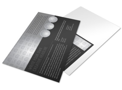 Generic Postcard Template 11045 preview