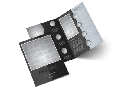 Generic Bi-Fold Brochure Template 11051