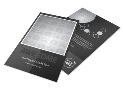 Generic Flyer Template 11053
