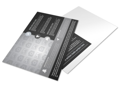 Generic Postcard Template 11054 preview